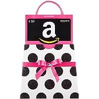 Amazon.de Geschenkgutschein in Geschenkschuber (pinke Schleife) - mit kostenloser Lieferung am nächsten Tag