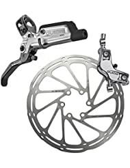 SRAM Uni Guide Rsc-Hinten 1800mm Leitung Ohne Rotor / Adapter, 00.5018.098.003 Bremsen, Silber, One Size