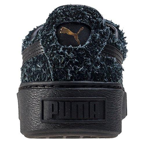 Puma - Puma Suede Platform Elemental Black Black