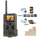 HL 16MP Wildlife Trail Camera MMS gsm GPRS Trampa SMS Foto Cámara de Caza Salvaje para cámara Hunter al Aire Libre o vigilancia de Seguridad en el hogar