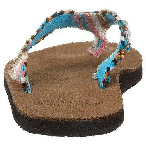 Sanuk Fraidy Cat 29418062, Flip flop donna Multicolore