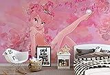 Disney Fairies Tinker Bell - Wallsticker Warehouse - Fototapete - Tapete - Fotomural - Mural Wandbild - (3233WM) - L - 152.5cm x 104cm - VLIES (EasyInstall) - 1 Piece