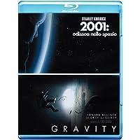 2001 odissea nello spazio / gravity (2 blu-ray) blu_ray Italian Import