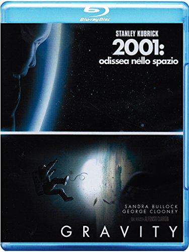 Pack Gravity + 2001: Una odisea del espacio por sólo 4,97€