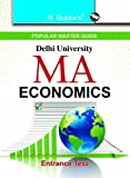 This comprehensive book is specially developed for the M.A. Economics candidates of Delhi University for Entrance Test. This book includes Study Material, Previous Years Papers (Solved) for the purpose of practice of questions based on the latest pat...