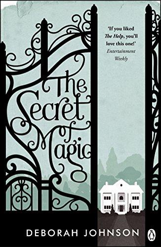 Buchseite und Rezensionen zu 'The Secret of Magic' von Deborah Johnson
