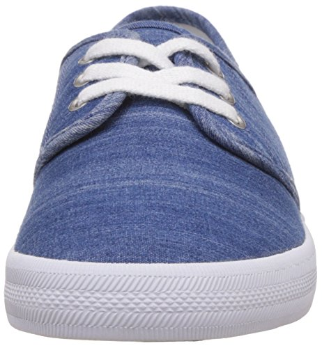 Roxy RoxyRoxy Damen Hermosa Lace Up Shoes - Sneakers Donna Blu (Light Blue LBL)
