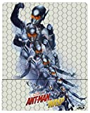 Locandina Ant-Man And The Wasp (3D+Br) (Steelbook)
