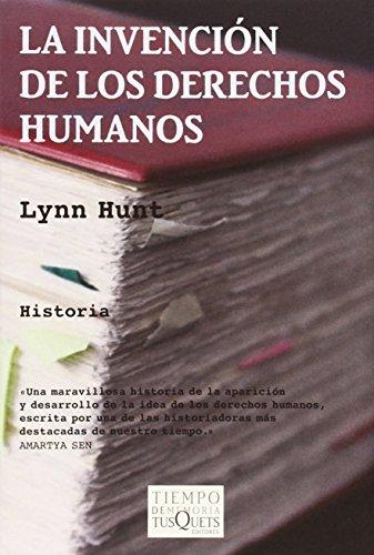 La invencion de los derechos humanos/ Inventing Human Rights