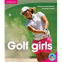 Golf girls Golf girls: Move Your Body (Rainbow Reading Move your Body)