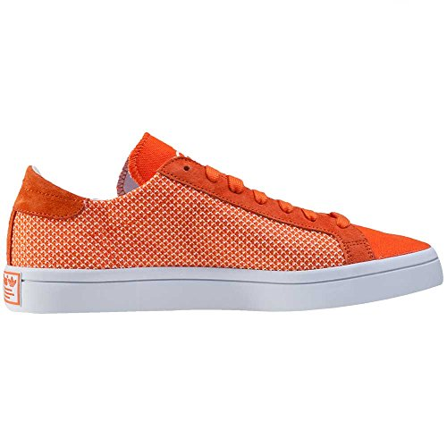 adidas Herren Court Vantage Low-Top orange / weiß
