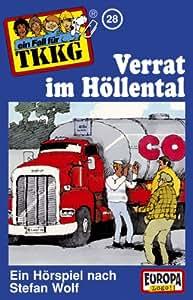 028/Verrat im Hllental [Musikkassette]