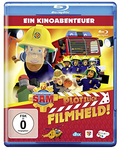 Feuerwehrmann Sam - Plötzlich Filmheld (Kinofilm) [Blu-ray]