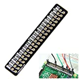 RISHIL WORLD GPIO Pin Reference Board for Raspberry Pi 2 Model B & Raspberry Pi B+