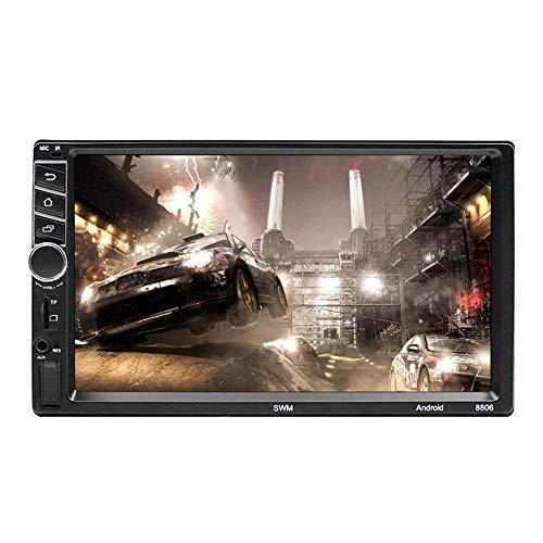 VINCEN Auto MP5 Player 7 Zoll HD-Auto Bluetooth MP5 Player Auto Dual Ingot Universelle GPS-Navigation Integrierte Maschine