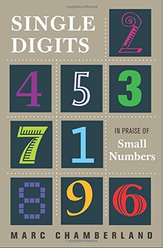 Single Digits: In Praise of Small Numbers by Marc Chamberland (2015-06-02)
