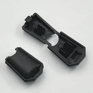 Persenning wei/ß 0,5 m Rei/ßverschluss aus Kunststoff f/ür Bootsplanen