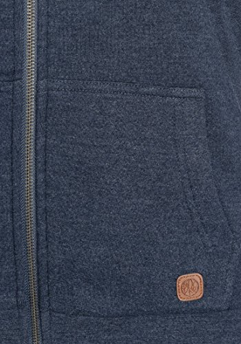 DESIRES Derby Pile - Sweat à capuche - Femme Insignia Blue Melange (8991)