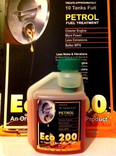 eco-200-additivo-carburante-benzina-senza-piombo-extra-aumenta-potenza-12-mpg-10-serbatoi-risparmio-