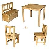 Kindersitzgruppe 1x Kindertisch