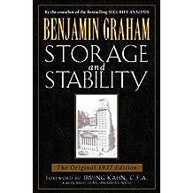 Storage and Stability (Benjamin Graham Classics)
