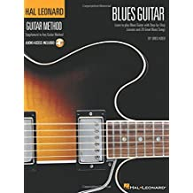 Hal Leonard Guitar Method Blues Guitar Book/Cd: Lehrmaterial, CD für Gitarre