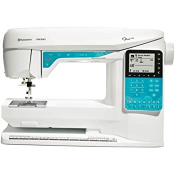 Husqvarna 7393033075903–Machine à Coudre Opal 650