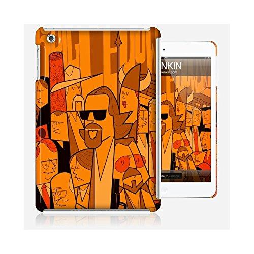 Coque iPhone 6 et 6S de chez Skinkin - Design original : Big Lebowski par Ale Giorgini Skin Samsung Galaxy S4 mini