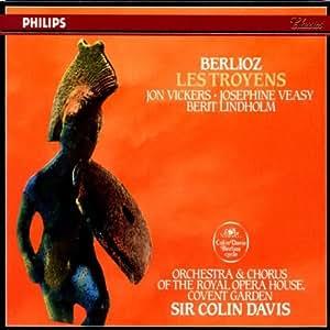 Berlioz: Les Troyens (Gesamtaufnahme) (franz.)