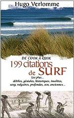199 citations de surf de Hugo Verlomme