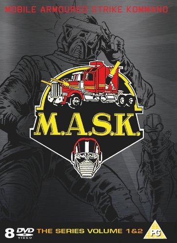 M.A.S.K. Series, Vol. 1-2 [UK Import]