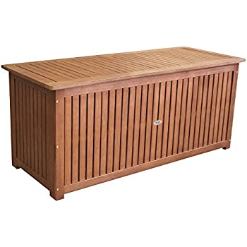 garden storage bench box large 454l keter resin furniture