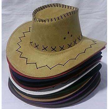Cappello da cowboy colori assortiti 40633bf806d0