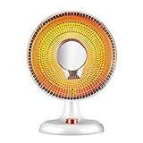 KFXL Riscaldatore, Famiglia Risparmio energetico Fuoco grigliato Riscaldatore Elettrico Ventilatore Riscaldamento velocità Riscaldatore ad Aria Calda Stufa Grill Bianco Rosso Due Colori Opzionale