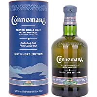 Connemara Irish Peated Malt Distillers Edition  43% Vol., Whisky Irlandais