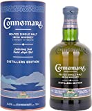 Connemara Distillers Edition peated Single Malt (1 x 0,7 l) con confezione regalo
