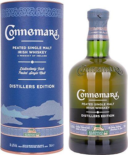 Connemara Distillers Edition - Peated Single Malt Irish Whisky (1 x 0.7 l)