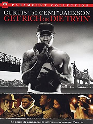 Get rich or die tryin' [Import anglais]