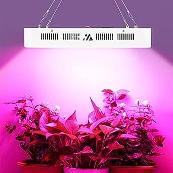 grow lampe led pflanzen 1500w wuchs und bl te spektrum pflanzenleuchte pflanzenlampe mit ir and. Black Bedroom Furniture Sets. Home Design Ideas