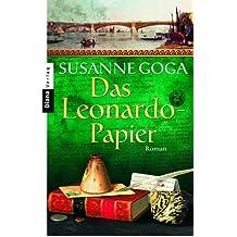Das Leonardo-Papier: Roman