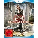 24 - Season 8/Box-Set - Ungeschnittene Originalfassung