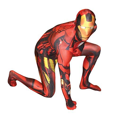 Imagen de morphsuits  disfraz para adulto iron man marvel, talla l mlirml  alternativa