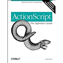 ActionScript: The Definitive Guide: Mastering Flash Programming by Colin Moock (2001-05-11)