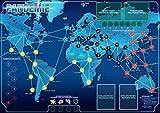 ZMan 691100 Pandemic Kooperatives Brettspiel