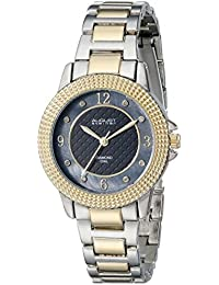 August Steiner Reloj con movimiento cuarzo suizo Woman AS8154TTG Oro 34 mm