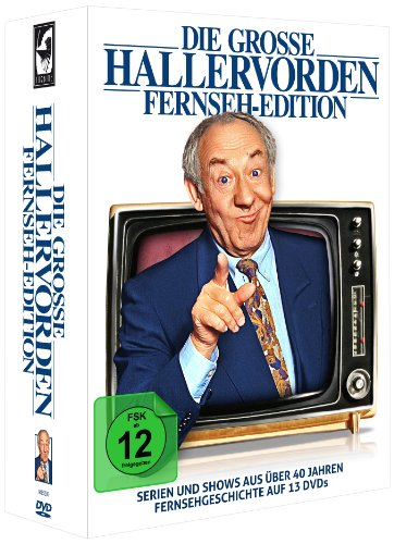 Dieter Hallervorden - Die große TV-Edition (13 DVDs)