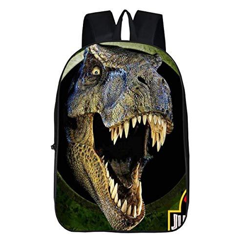 3D Dinosaurier-Druck-Rucksack-Kinderrucksack