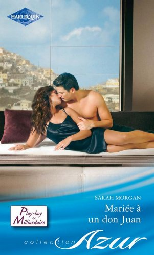 Mariée à un don Juan (Azur) par Sarah Morgan