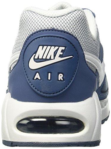 huge selection of 4a2af 4b9d2 ... Zapatos Fitness Medios Océano Blanco De Hombre Blanco Azul Ivo niebla  Nike BqIwdIZ ...