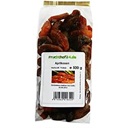 Aprikosen - getrocknet - ungeschwefelt - 1 kg - Trockenfrüchte